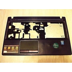 Lenovo G580 Touch Pad Assembly (deep brown) Upper Cover χωρίς Touchpad -