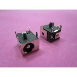 DC Power Jack PJ003 1,65 χιλιοστά κέντρο pin - Clevo Μοντέλο 98 M450CAcer Travelmate
