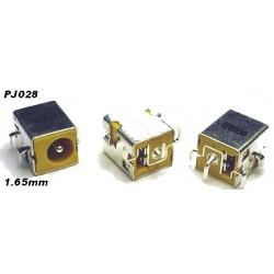 DC Power Jack PJ028 1,65 χιλιοστά κέντρο pin - Acer TravelMate C110 370