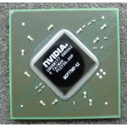 nVidia MCP77MV-A2 chipset with balls