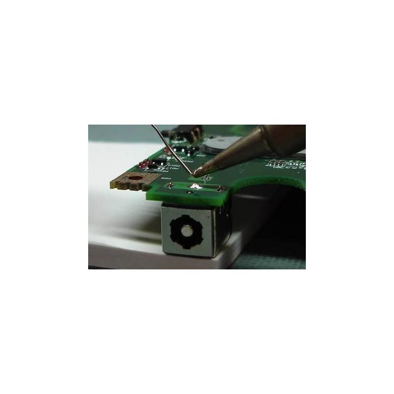 Επισκευή - Αντικατάσταση βύσματος φόρτισης (dc jack ) laptop