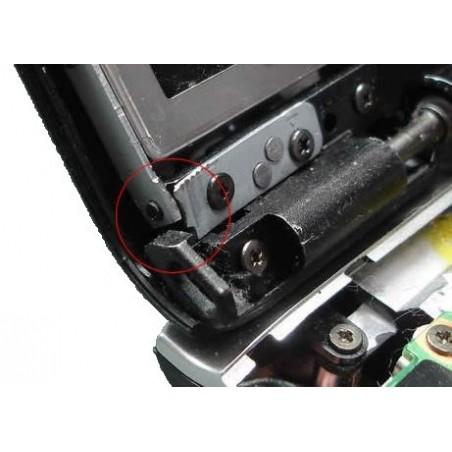 Αντικάτασταση σπασμένων μεντεσέδων laptop (Hinges)