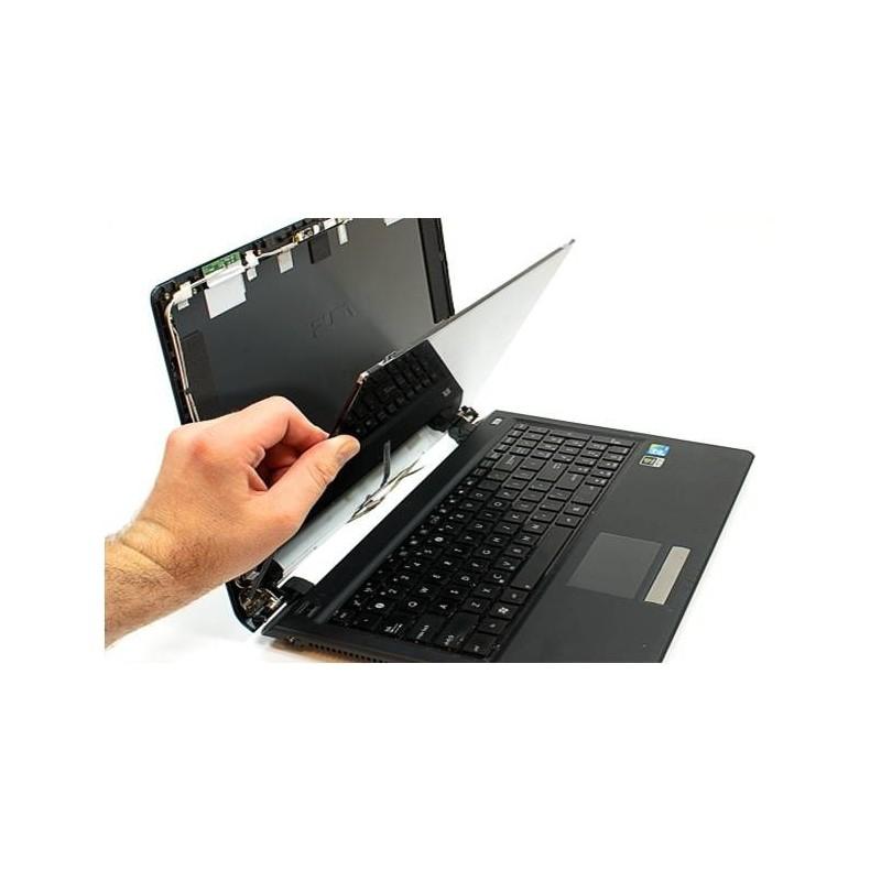 Αντικατάσταση οθόνης laptop