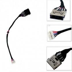 DC Power Jack Lenovo G50-30 G50-45 G50-70 Z50-70 Z50-75 Square Tip with cable