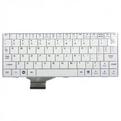 Πληκτρολόγιο ASUS EEE PC 700 701 900 901 EEE PC 4G Λευκό