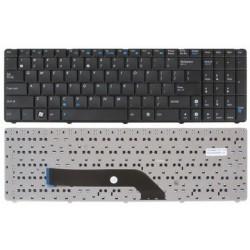 Πληκτρολόγια  Laptop  ASUS K50 K70 K72 K72DR K72F K72J OEM BLACK WITH MATT FRAME