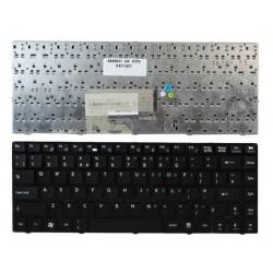 Πληκτρολόγια  Laptop  MSI X370 GLOSSY FRAME BLACK UK